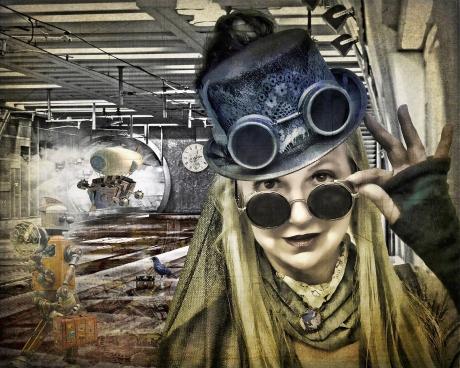 Roberta Steampunk